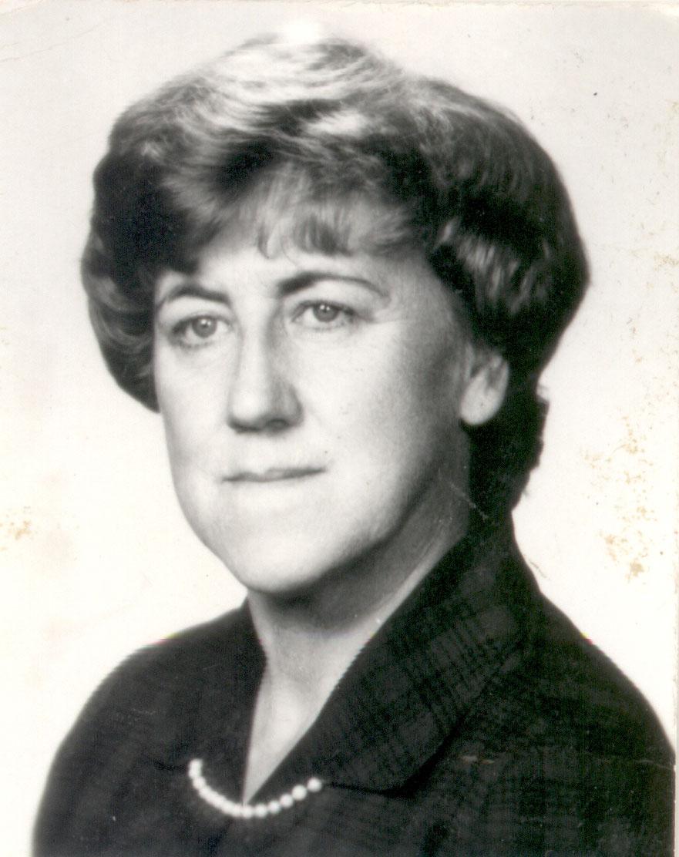 Prof. Anna Czekanowska