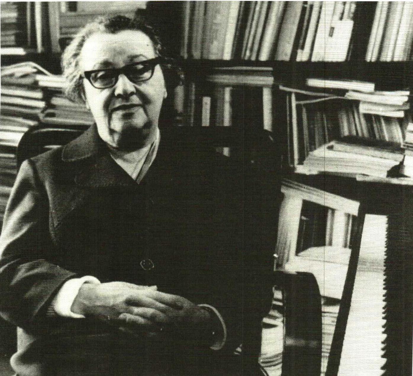 Prof. Zofia Lissa (1908–1980)